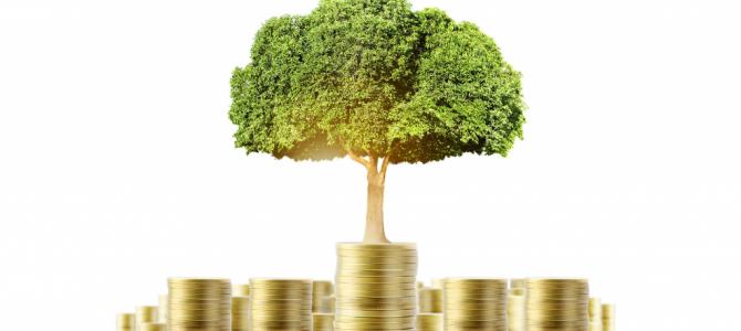 Binární strom, jako stroj na peníze